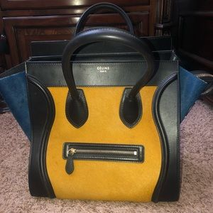 Authentic Celine Bag one of a kind